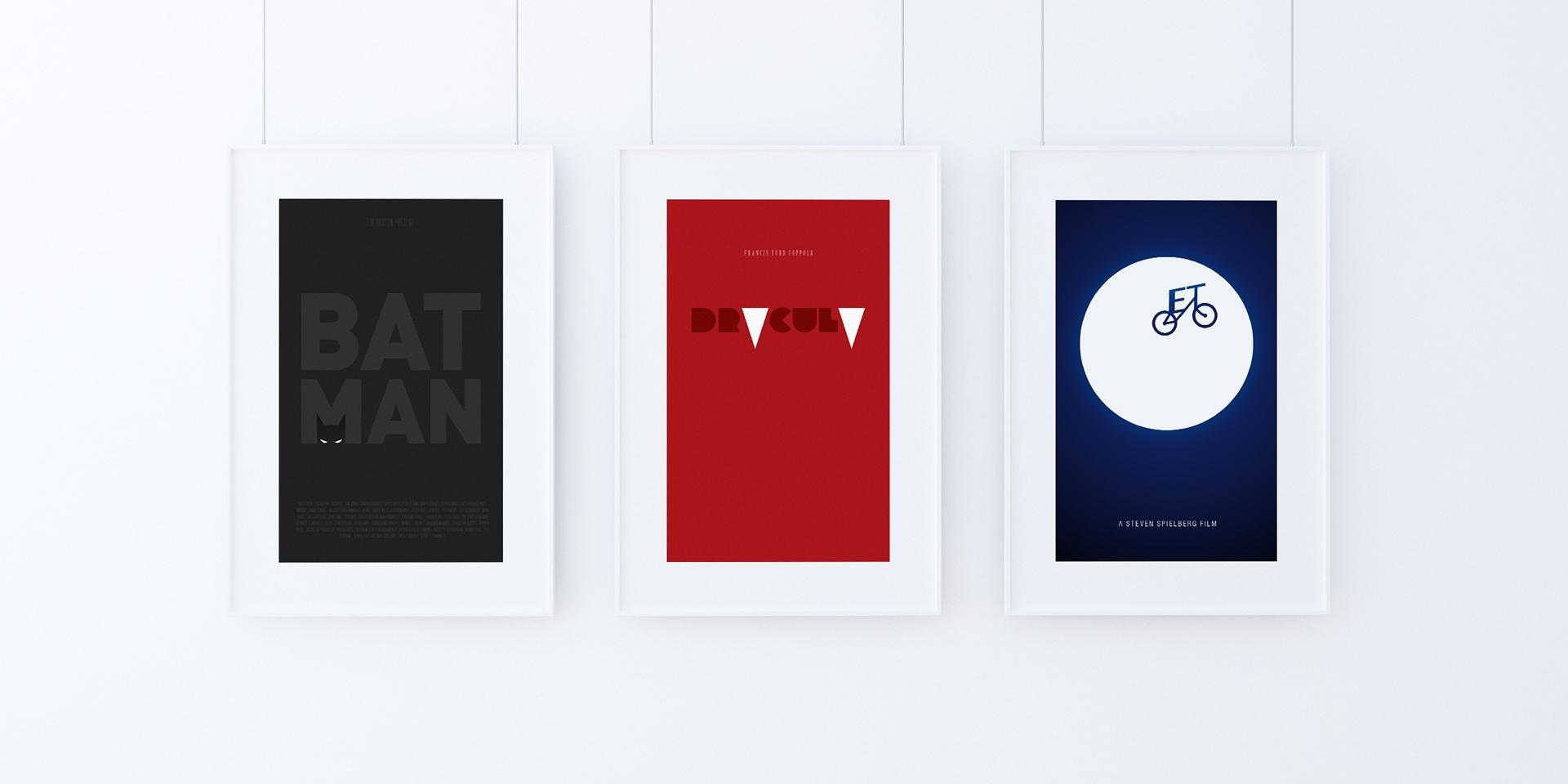 Affiches de films
