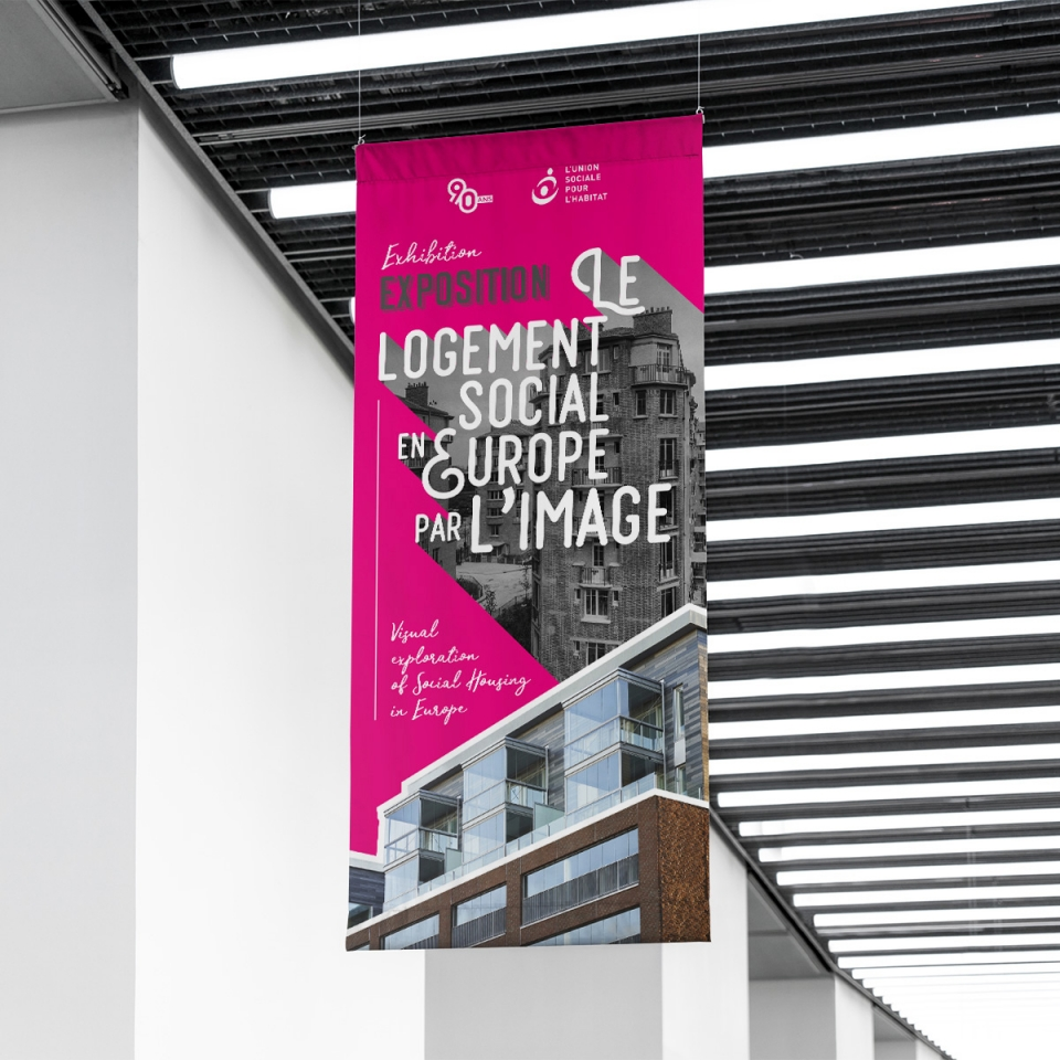Exposition sur le logement social en Europe